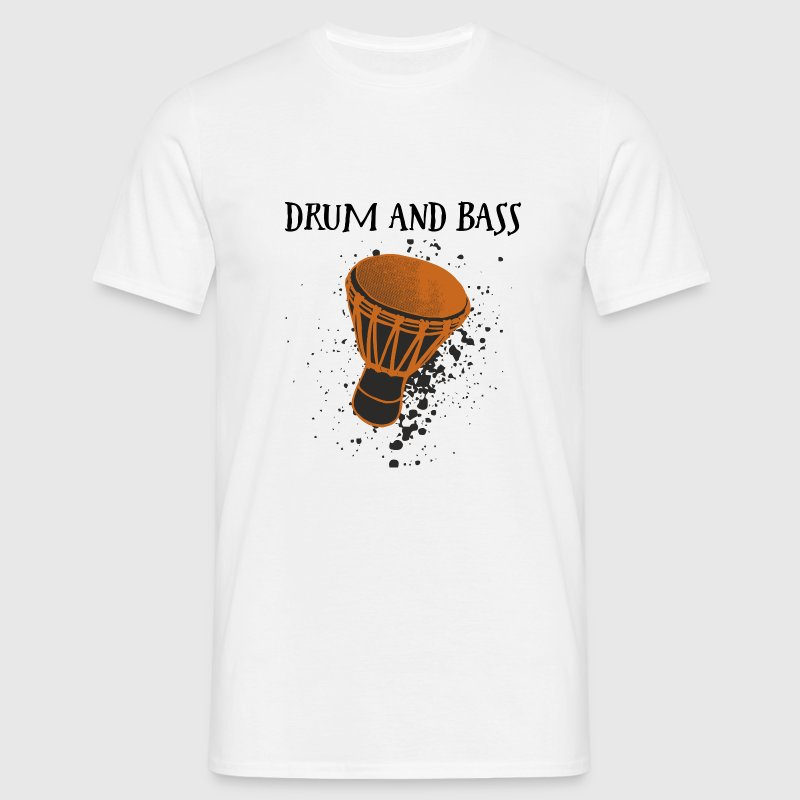 Djembe Player must have Shirt T-Shirts - Men's T-Shirt
