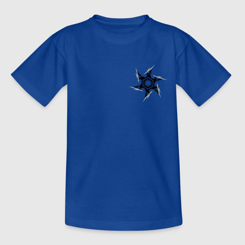 Ninja throwing star Shirts - Kids' T-Shirt