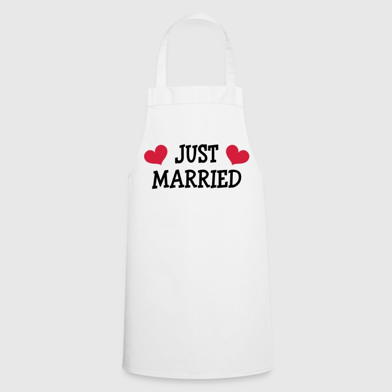Just Married - Wedding Tabliers - Tablier de cuisine