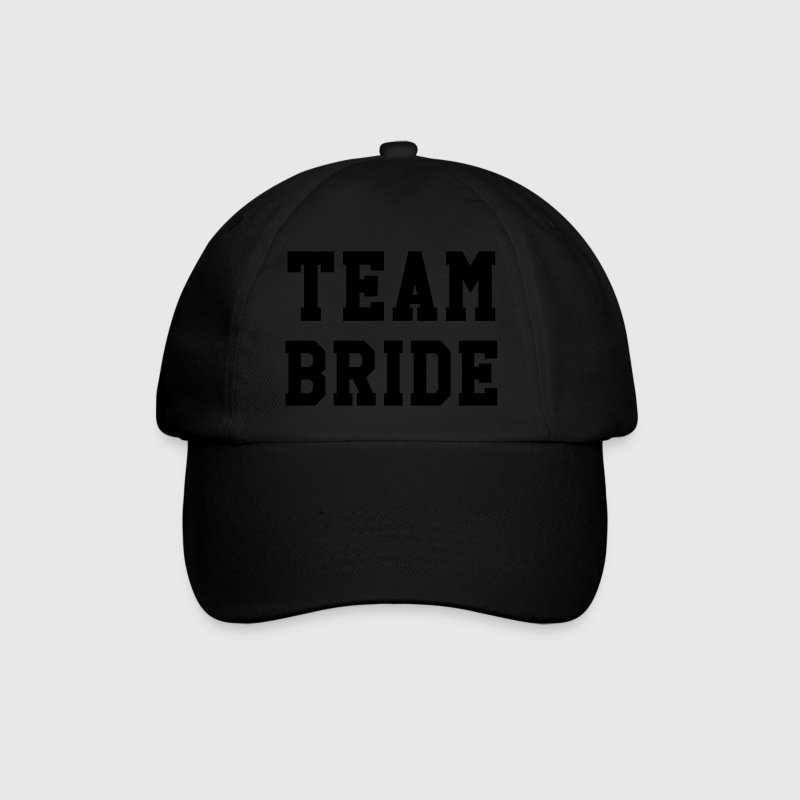 Team Bride - Wedding Caps & Mützen - Baseballkappe