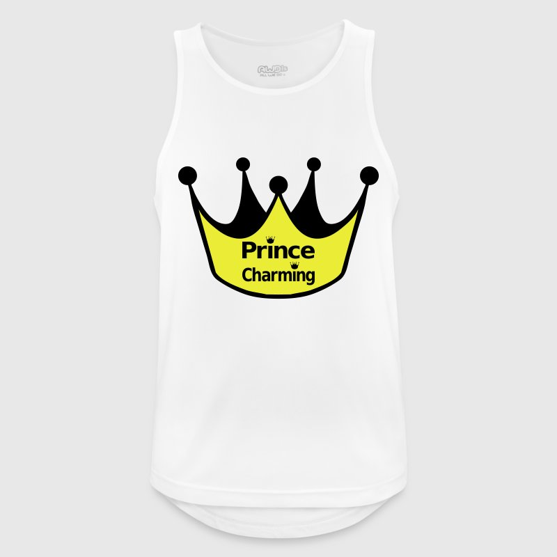 Prince Charming Sports wear - Men's Breathable Tank Top