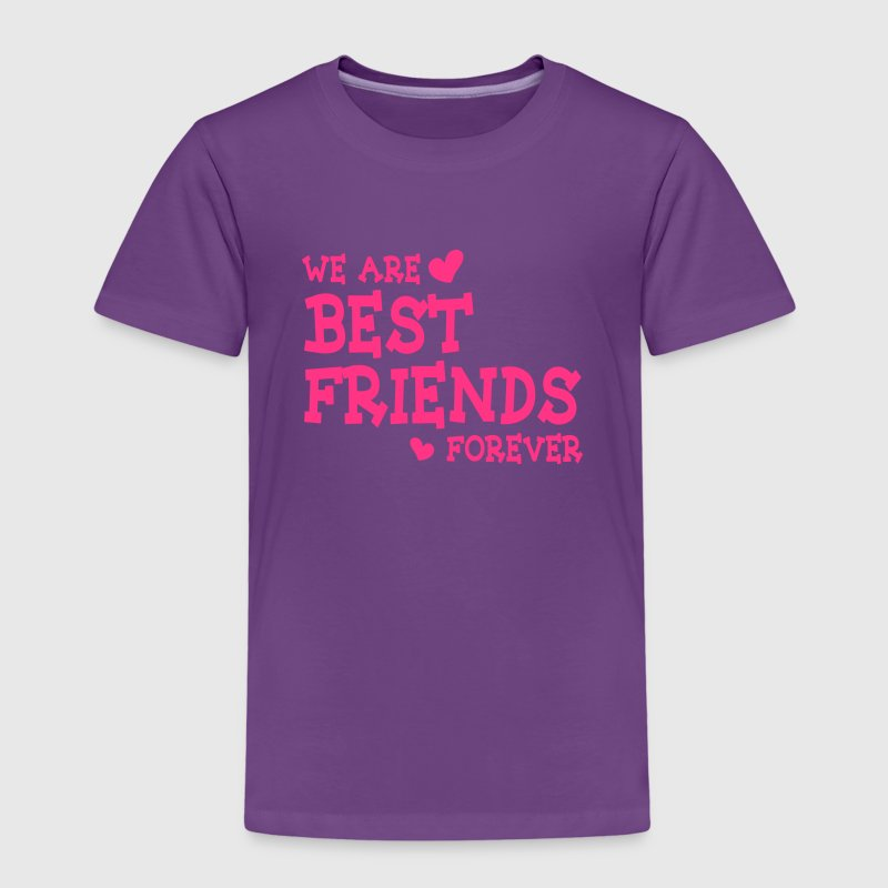 we are best friends forever ii 1c t shirt spreadshirt. Black Bedroom Furniture Sets. Home Design Ideas