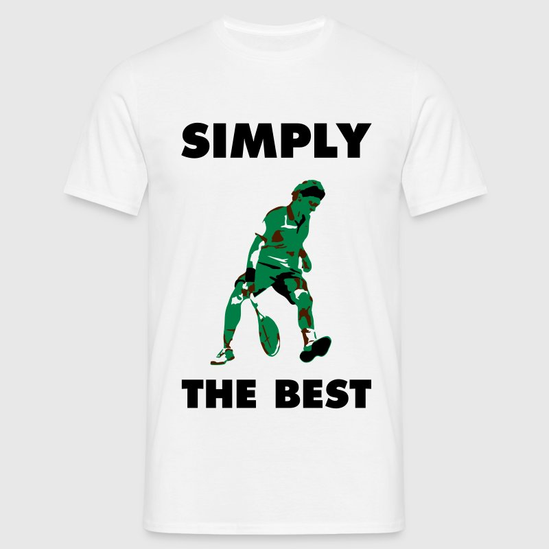 SIMPLY THE BEST T-Shirts - Men's T-Shirt