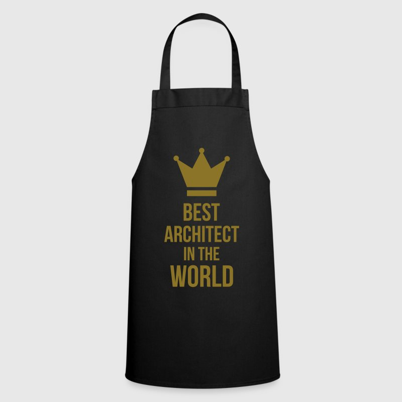 Best Architect in the World  Aprons - Cooking Apron