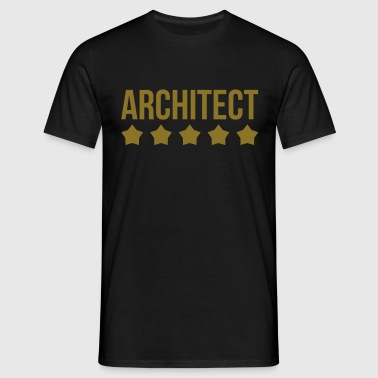 Architect  Aprons - Men's T-Shirt
