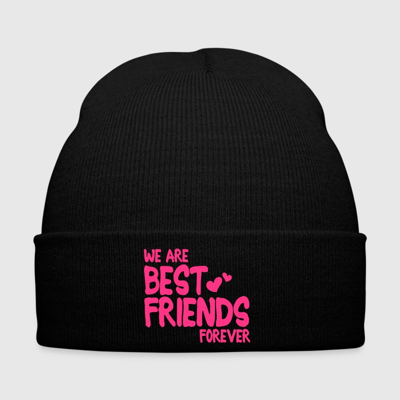we are best friends forever i 1c Caps & Mützen - Wintermütze