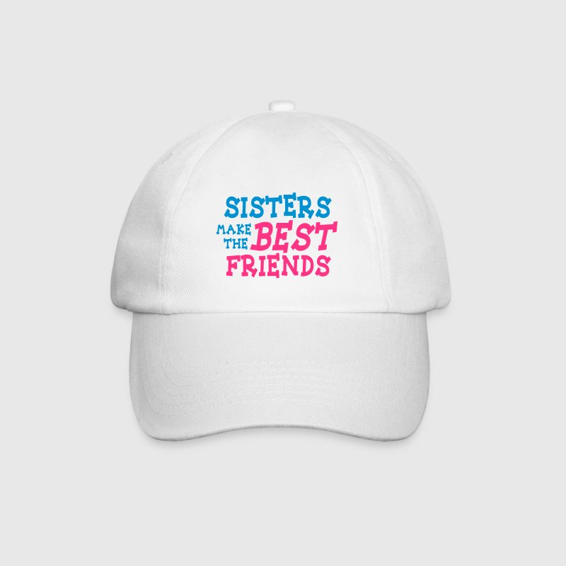 sisters make the best friends 2c Cappelli & Berretti - Cappello con visiera