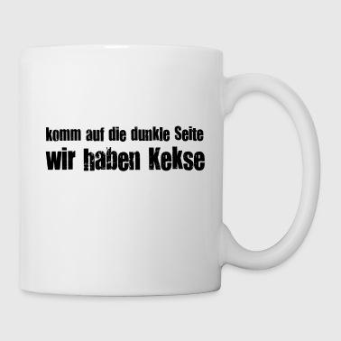 suchbegriff 39 ohne arme keine kekse 39 geschenke online bestellen spreadshirt. Black Bedroom Furniture Sets. Home Design Ideas