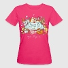 Love all animals - Go Vegan - Vrouwen Bio-T-shirt