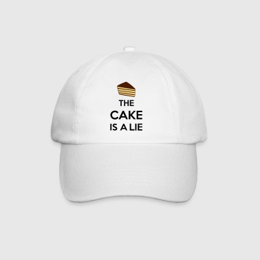 The Cake Is A Lie Other - Baseball Cap