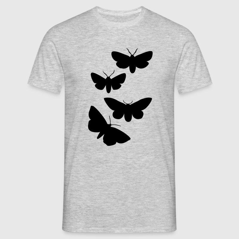 papillons Tee shirts - T-shirt Homme
