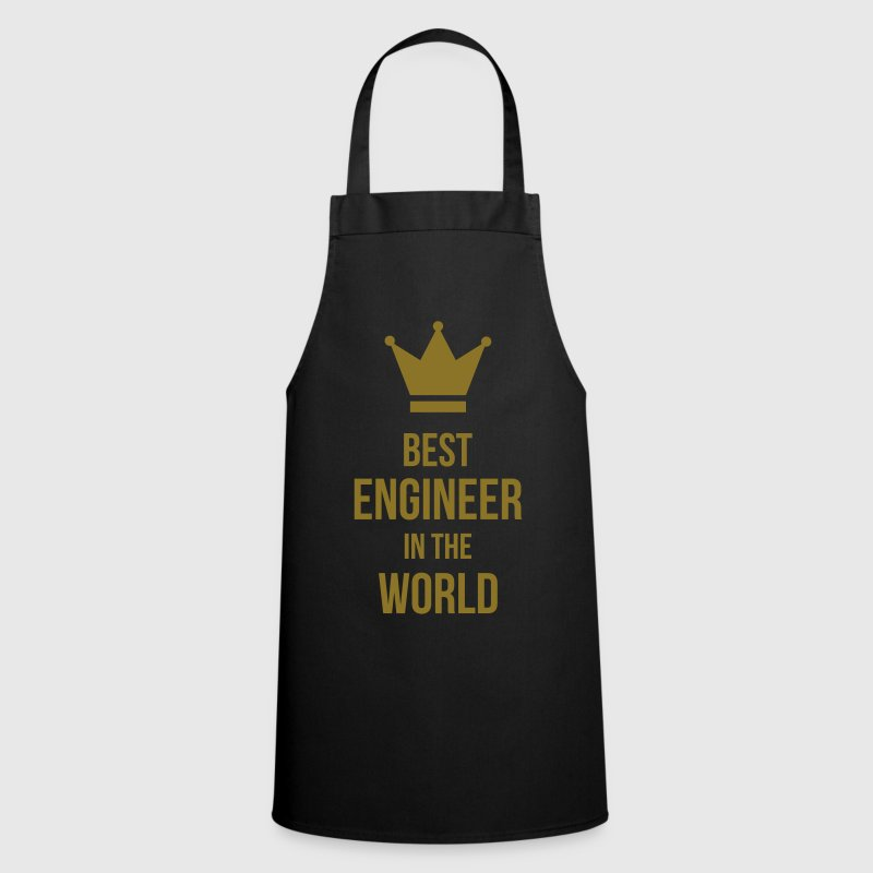 Best Engineer in the World  Aprons - Cooking Apron