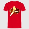 shuttle citroen cx pallas peoardu idea rossa - Men's T-Shirt