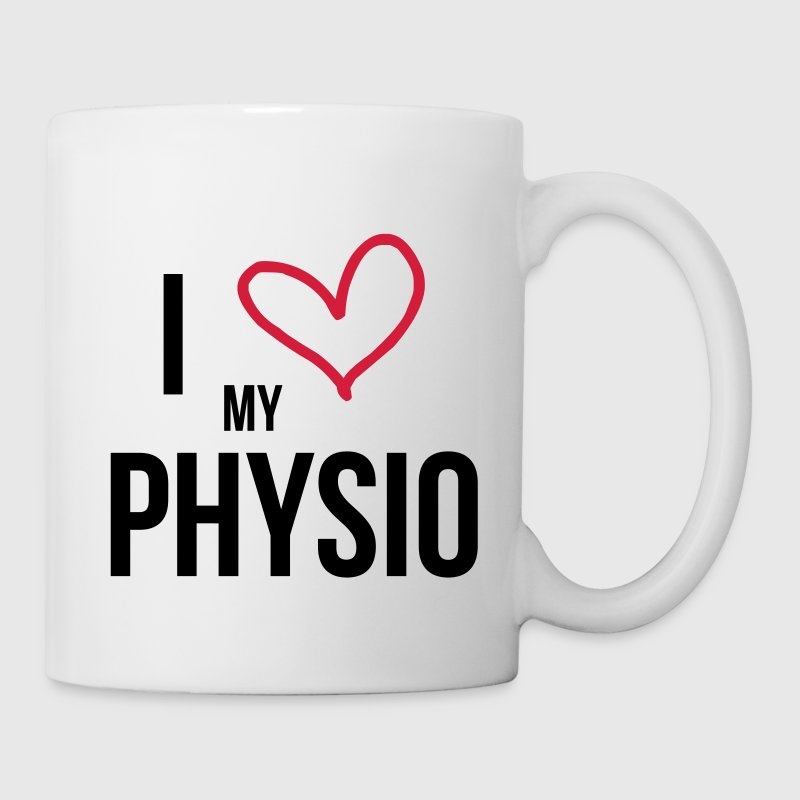 I Love my Physio Mugs & Drinkware - Mug