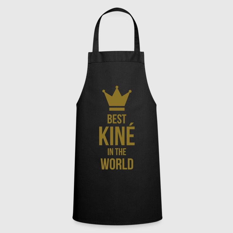 Best Kiné in the world Tabliers - Tablier de cuisine
