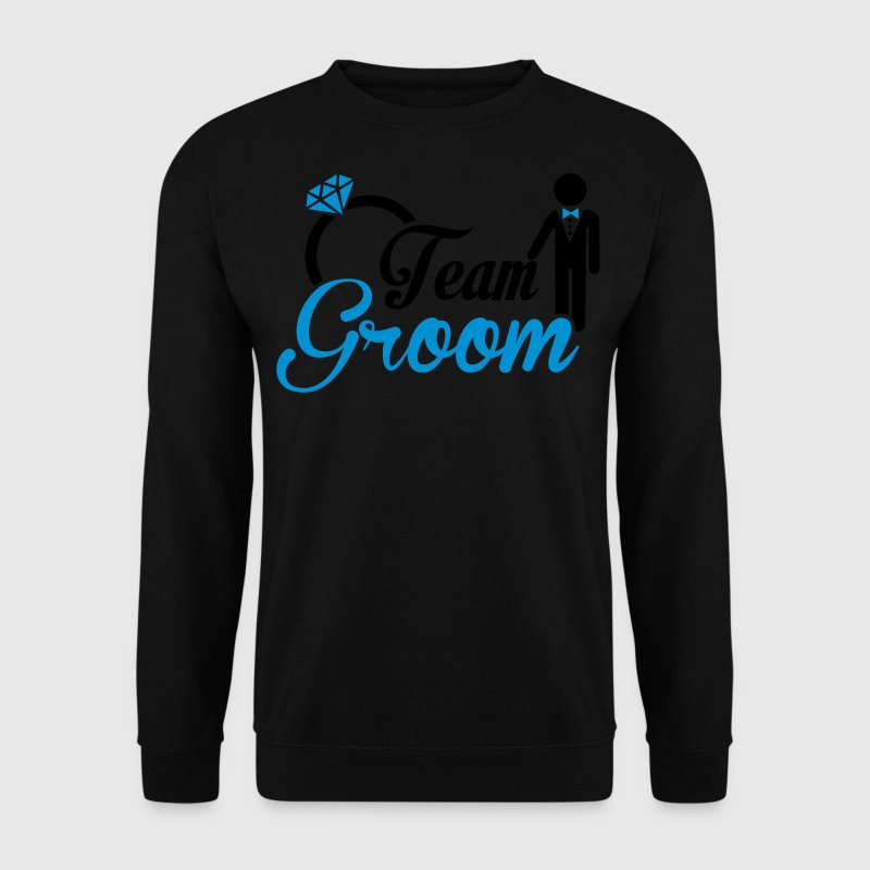 Team Groom Hoodies & Sweatshirts - Men's Sweatshirt