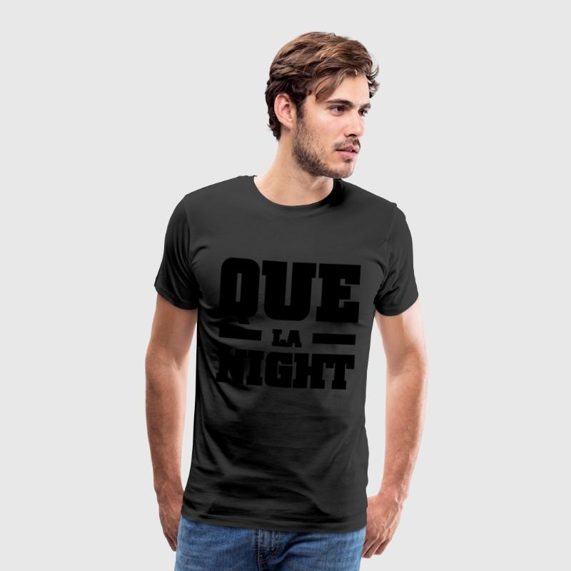 Que la night, style 92i Tee shirts - T-shirt Premium Homme
