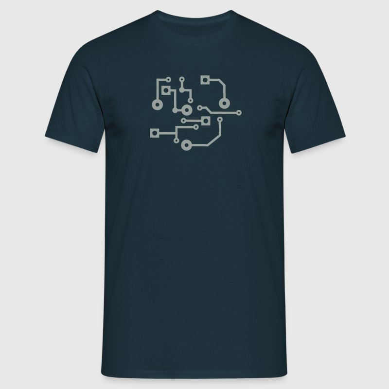 circuit imprime 9 Tee shirts - T-shirt Homme