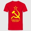 MADE IN UdSSR (RUS) - Männer T-Shirt