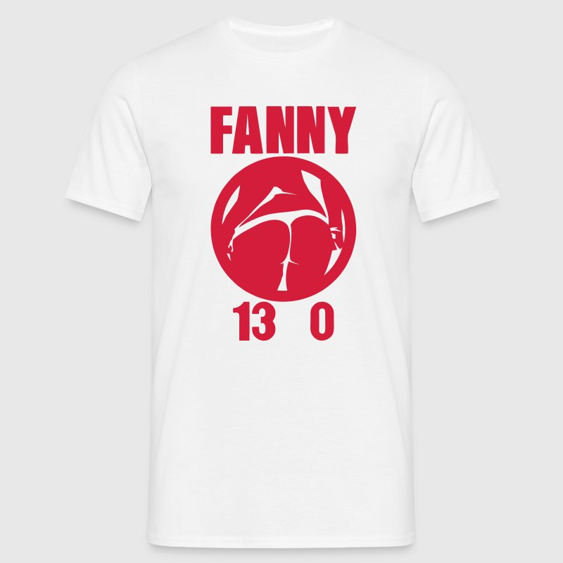 fanny 13 0 petanque fesse fille cul sexy Tee shirts - T-shirt Homme