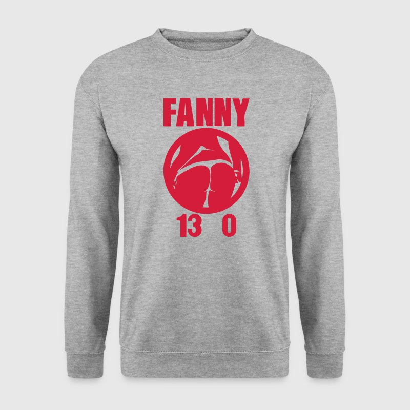 fanny 13 0 petanque fesse fille cul sexy Sweat-shirts - Sweat-shirt Homme