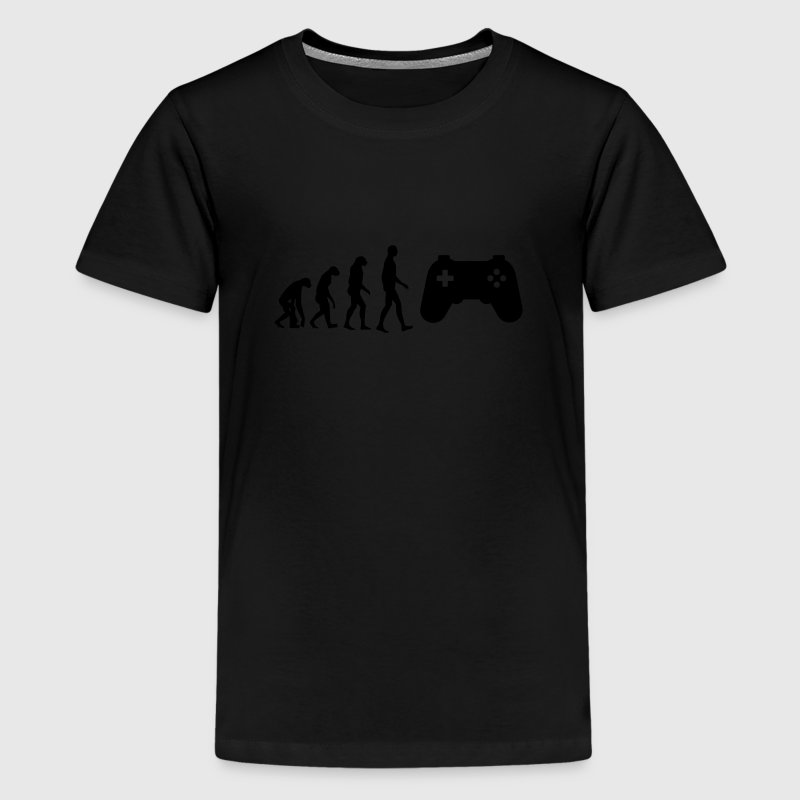 Gamer / Gaming T-shirts - Teenager premium T-shirt