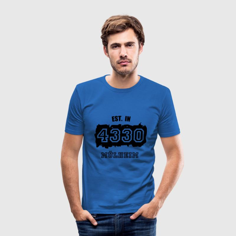 Established 4330 Mülheim T-Shirts - Männer Slim Fit T-Shirt