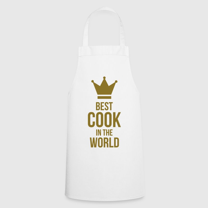 Best Cook in the world Tabliers - Tablier de cuisine