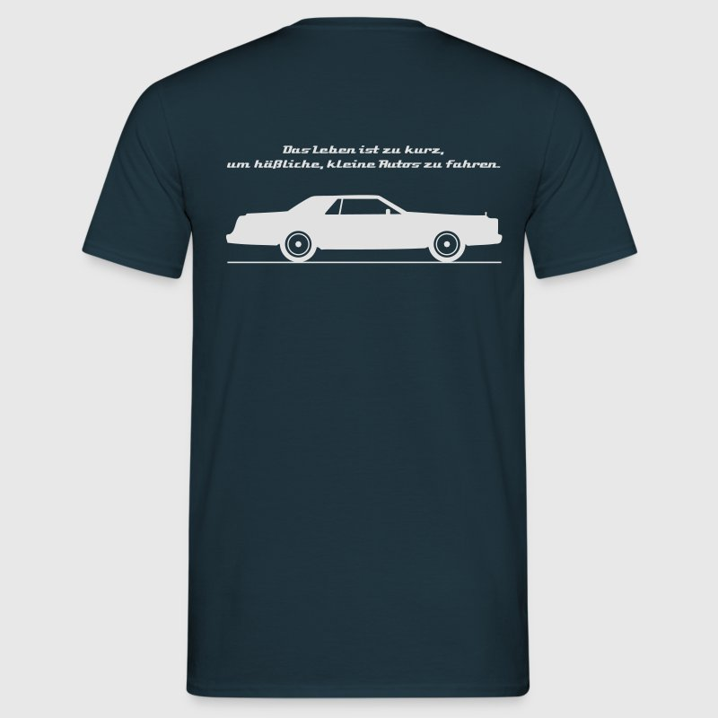 lincoln continental mark v t shirt spreadshirt. Black Bedroom Furniture Sets. Home Design Ideas