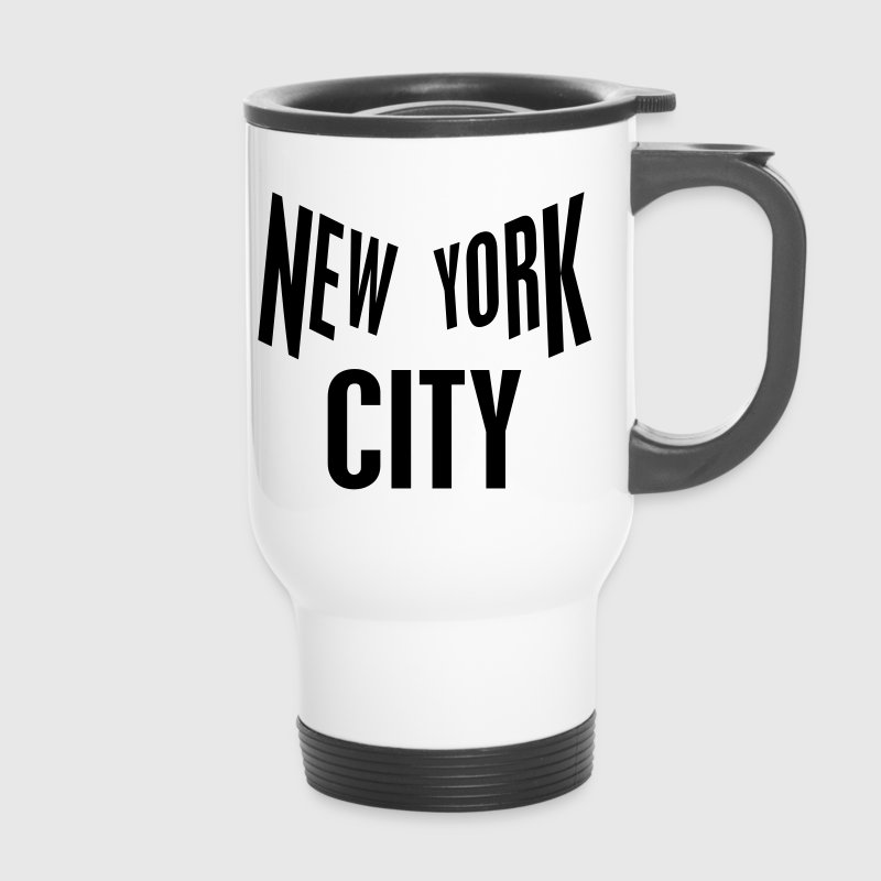 New York City Bouteilles et Tasses - Mug thermos