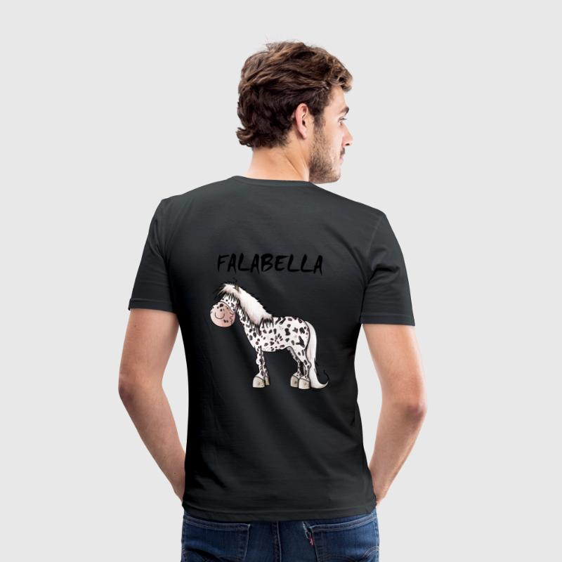 Falabella T-Shirts - Männer Slim Fit T-Shirt