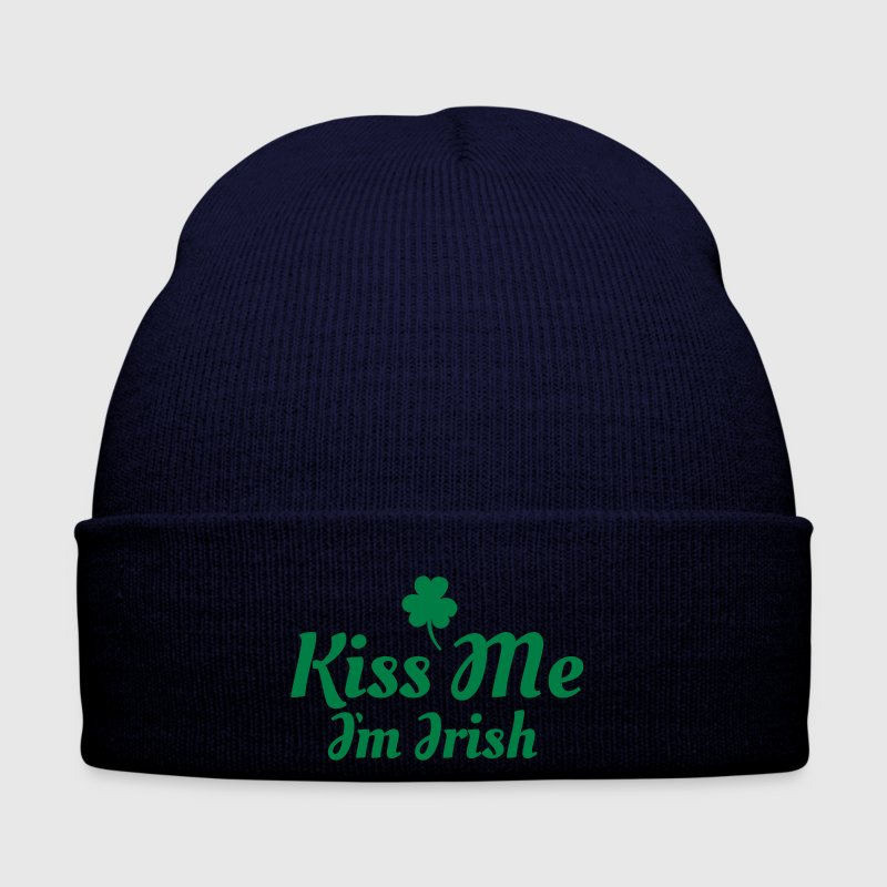 kiss me i'm irish excellent Caps & Mützen - Wintermütze