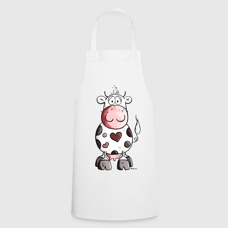 Lovely cow  Aprons - Cooking Apron