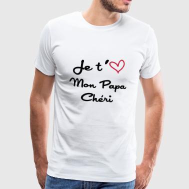 shop f te des p res t shirts online spreadshirt. Black Bedroom Furniture Sets. Home Design Ideas