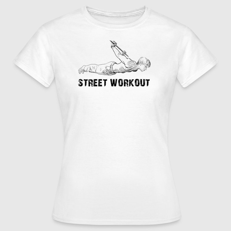 street workout T-Shirts - Women's T-Shirt