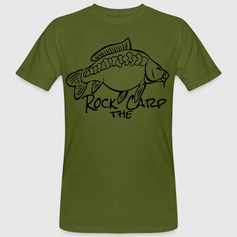 rock the carp T-Shirts - Men's Organic T-shirt