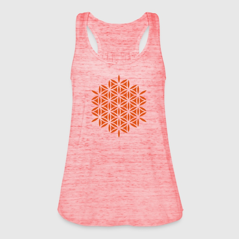 Flower of life, Sacred geometry, Yoga, meditation T-Shirts - Women's Tank Top by Bella