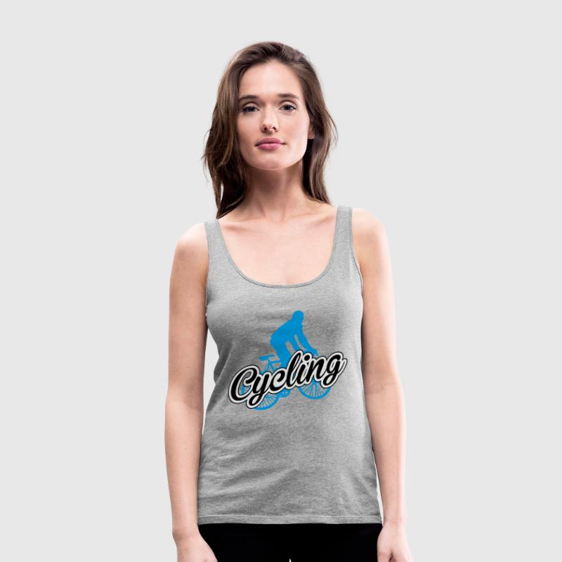 Cycling Tops - Vrouwen Premium tank top