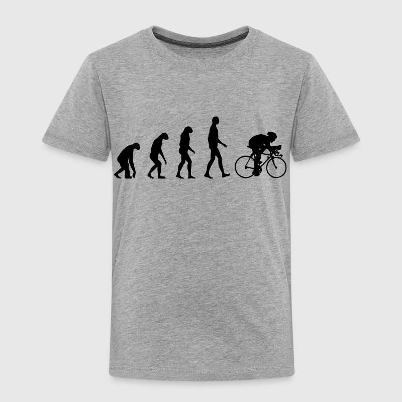 Evolution Bike Shirts - Kids' Premium T-Shirt