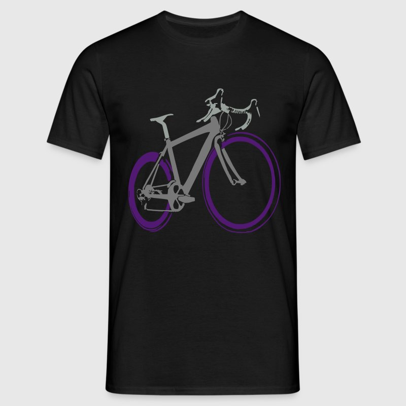 Roadbike 3-Farbig T-Shirts - Men's T-Shirt