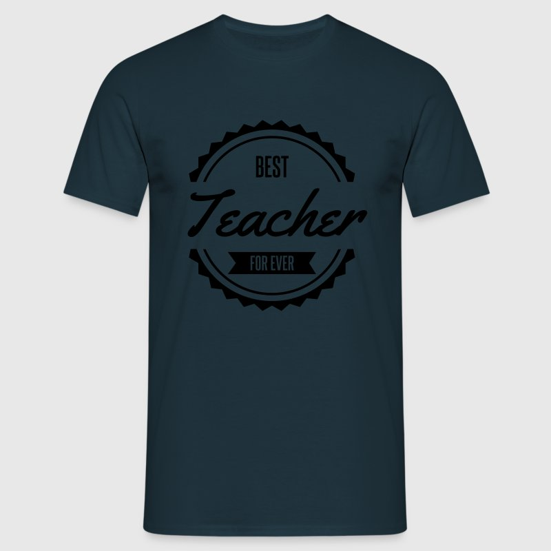 best teacher prof anglais Tee shirts - T-shirt Homme