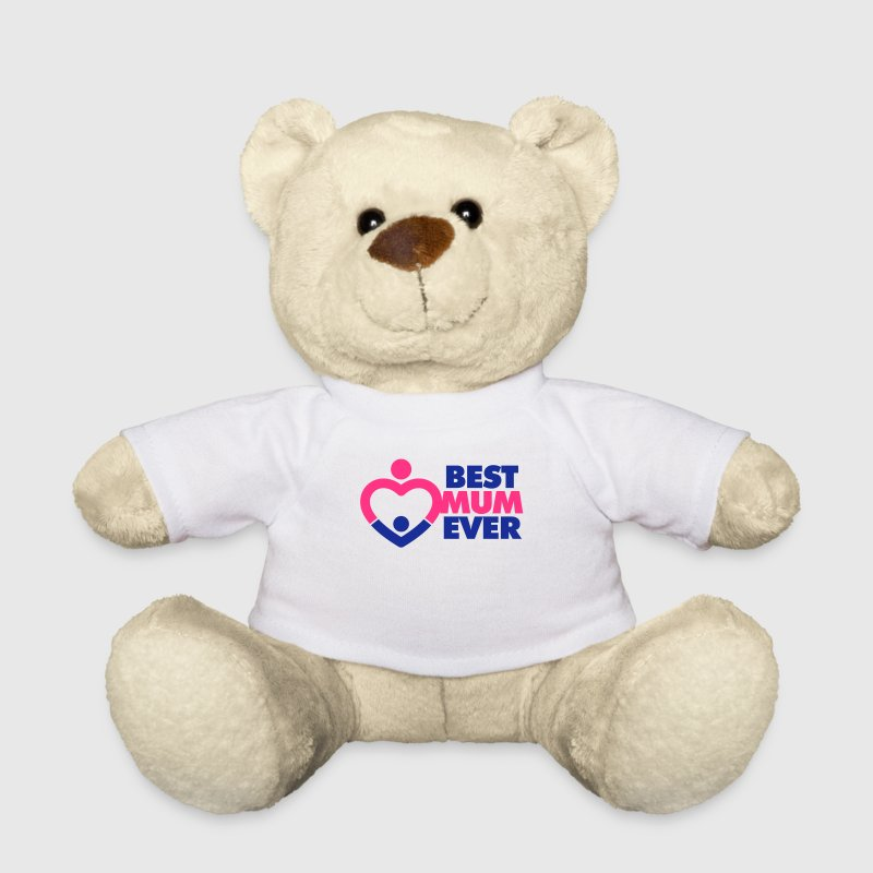 World s Best Mom! Teddy Bear Toys - Teddy Bear