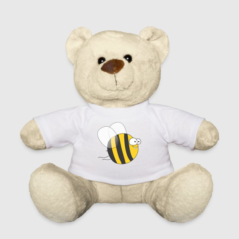 Cool & Crazy Funny Bee / Bumble Bee (Sweet & Cute) Teddy Bear Toys - Teddy Bear