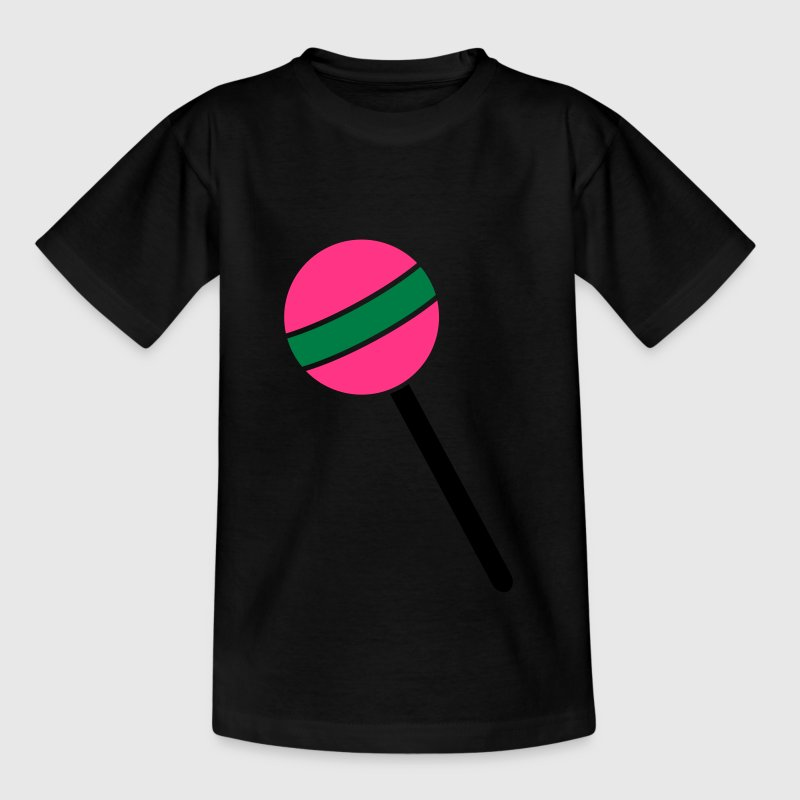 Lutscher, Lolli, Lollipop T-Shirts - Kinder T-Shirt