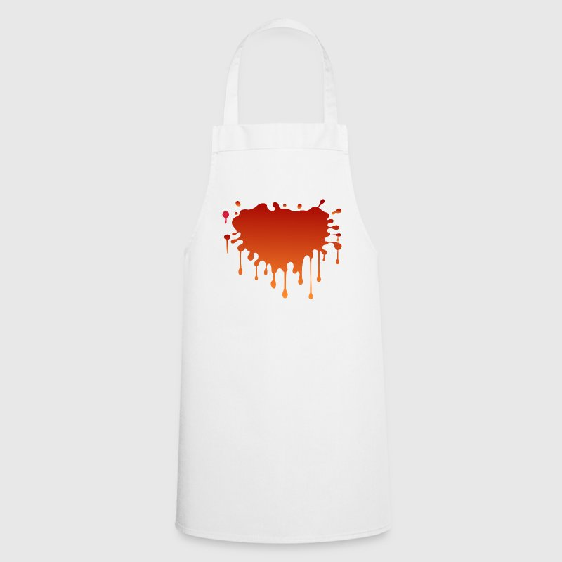 Blood spatter  Aprons - Cooking Apron