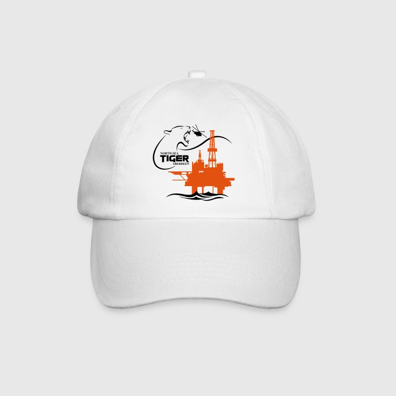 Oil Rig Oil Field North Sea CAP - Baseball Cap