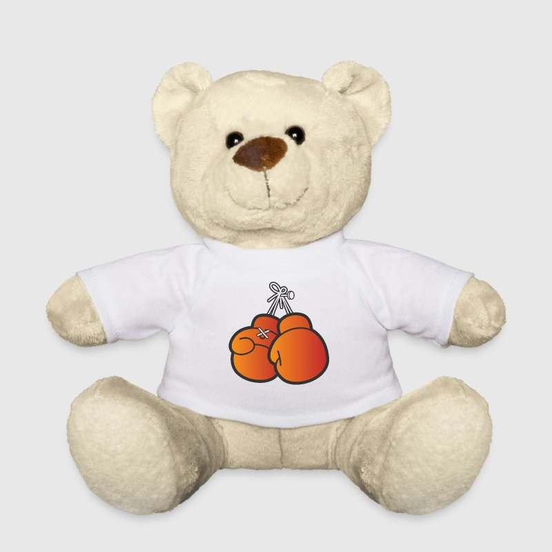 Boxing gloves Teddy Bear Toys - Teddy Bear