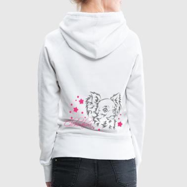 suchbegriff 39 langhaar chihuahua 39 geschenke online bestellen spreadshirt. Black Bedroom Furniture Sets. Home Design Ideas