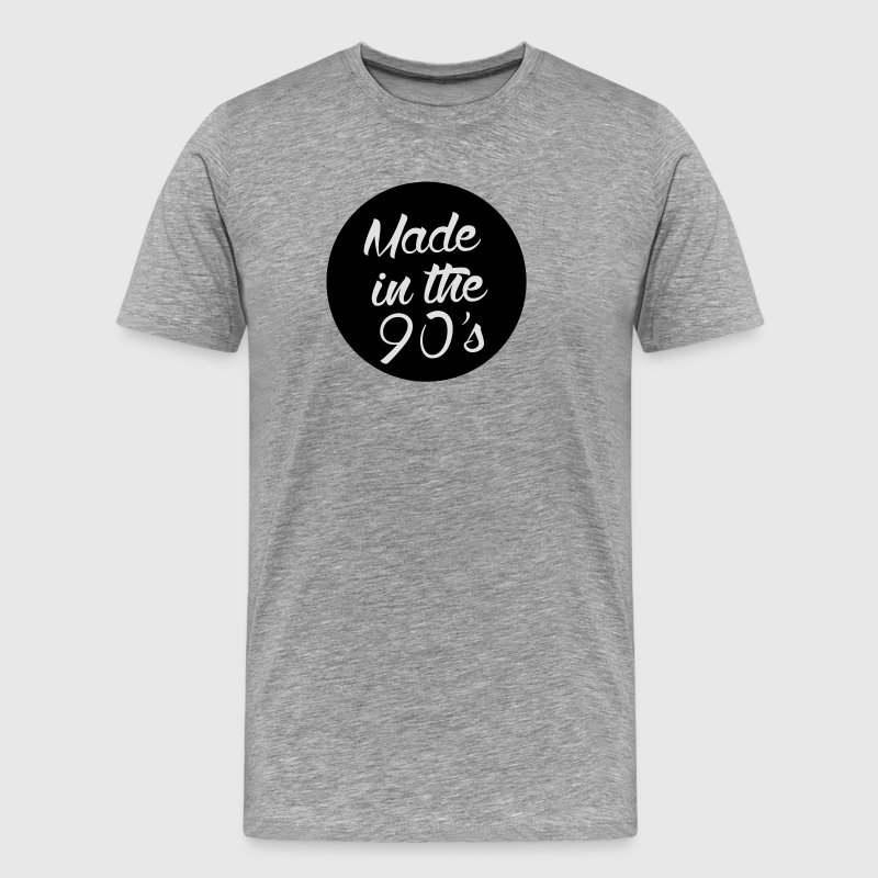 Made in the 90s T-Shirts - Men's Premium T-Shirt