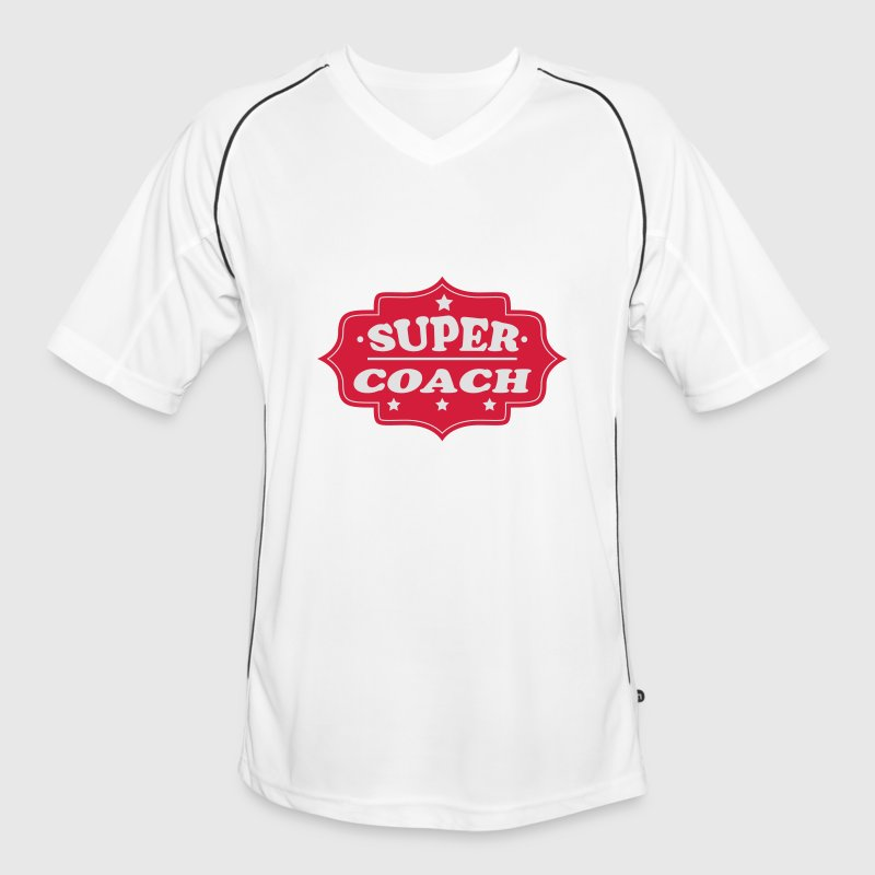 Super coach 111 Tee shirts - Maillot de football Homme